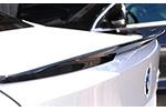 Задний спойлер (Cабля) для BMW 5-series (F10) 2009+ (DT, 02557)