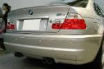 Задний спойлер (Cабля) для BMW 3-series (E46) 1998-2005 (DDA-TUNNING, SPOLBMWE4601)