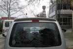 Задний спойлер для Volkswagen Caddy 2003+ (DDA-TUNNING, SPOVWCAD01)