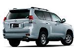 Спойлеры переднего и заднего бамперов (комплект) для Toyota Prado 150 (Modellista, SPZK-TOY-PR150)