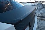 """Задний спойлер """"Сабля"""" для Honda Accord 2008- (S-Line, SPZ-HONAC8)"""