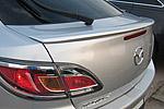 Задний спойлер Mazda 6 2008- хэтчбек (на кромку багажника) (BGT-PRO, SPZ-MAZ6-08HB)