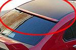 """Козырек заднего стекла """"Бленда"""" на Honda Accord 08- (Ad-Tuning, HA-12108)"""