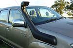 Выносной воздухозаборник Toyota Hilux 2005- 3.0TDi (ARB-Safari, SS120HF)