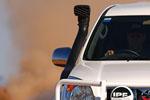 Выносной воздухозаборник Toyota LC Prado 120 2003- DIESEL (ARB, SS181HF)