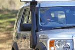 Выносной воздухозаборник Land Rover Discovery III (ARB, SS385HF)