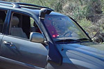 Выносной воздухозаборник Toyota LC 100-Series ALL (ARB, SS85HF)