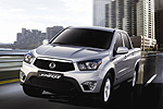 Тюнинг SsangYong Action Sports 2012-