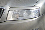 Реснички для Skoda Superb 2001-2007 (Ad-Tuning, SSPRB.01R1)