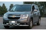 Защита переднего бампера (D60) для Chevrolet Orlando 2010+ (ST-LINE, ST.CO10.ST015/d60)