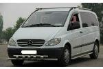 Защита переднего бампера (D60) для Mercedes-Benz Vito 2004+ (ST-LINE, ST.MV04.ST015/d60)