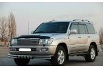 Защита переднего бампера (D60) для Toyota Land Cruiser 100 1998+ (ST-LINE, ST.TLC100.ST015/d60)