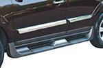 Молдинги на двери Hyundai Santa Fe 2010- (For, STF101609)