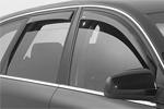 Ветровики (дефлекторы окон) для Subaru Forester 2008- (Climair, CLI0033583/CLI0044197)