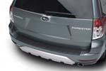 "Нижняя защита заднего бампера ""OEM Style"" Subaru Forester 2008- (SUBFORR002)"