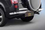 Защита задняя (уголки) d60 для Suzuki Grand Vitara 5D 2005- (Cobra, SUZ1323)