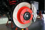 Тормозные колодки  Задние LEXUS LX570 2007- (Battlez, 522120)