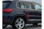Молдинг на двери для Volkswagen Tiguan 2011-2015 (Kindle, TG-D25)