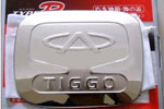 Накладка бензобака Chery Tiggo сталь (CHTG27)