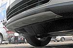 Накладка на передний бампер для Volkswagen Tiguan 2007-2012 (Kindle, TG-B23)