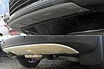 Накладки на передний и задний бамперы для Volkswagen Tiguan 2007-2012 (Kindle, TG-B23-B24)