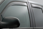 Ветровики (дефлекторы окон) для TOYOTA Toyota LC 200 (Climair, CLI0033609/CLI0044229)