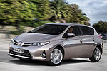 Тюнинг Toyota Auris 2013-