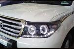Передняя оптика для Toyota LC 200 2007- (JUNYAN, TOYLC200.HID.MD1)