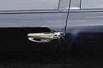 Хром накладки дверных ручек для Toyota LC Prado 120 2003- (Omsa Prime, 7010041)