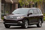 Тюнинг Toyota Highlander 2010-