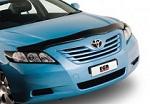 Дефлектор капота (с логотипом) Toyota CAMRY c 2006 (EGR SG-1055DSL)