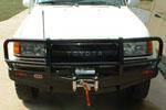 Передний бампер Toyota LC 60 SERIES Dakar type (ARB, 3410100)