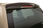 Дефлектор заднего стекла темный Toyota LAND CRUISER 120 (PRADO) с 2003 (EGR 539161)