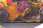 Сетка в багажник Toyota LC 100 Series (Original, PZ416-70340-ZA)