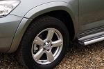 Расширители колесных арок для Toyota RAV 4 с 2006 (EGR 002736)