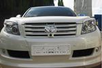"""Решетка радиатора """"Elford"""" под камеру Toyota Prado FJ 150 2010- (BGT-PRO, TP150GRILLEL2C)"""