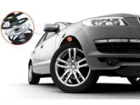Автобаферы - амортизирующие подушки (4 шт.) для Volkswagen Polo V SD 2009+ (TTC, BC)