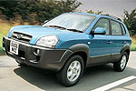 Тюнинг Hyundai Tucson 2004-