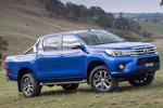 Тюнинг Toyota Hilux 2015-