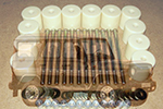 Комплекты проставок боди-лифт Н40 УАЗ 315195 (ТоргСервис, h40bl-UAZ 315195)