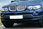 Юбка переднего бампера BMW X5 E53 (AD-Tuning, BMWE53-FS.2015)