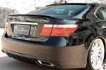 "Юбка заднего бампера ""WALD"" Lexus LS460 2007- (AD-Tuning, LS460-RS01)"