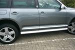 Аэродинамические пороги «Votex Style» VW Touareg 2002- (AD-Tuning, VWT.02.T1.ASL)