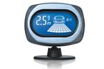 Датчик парковки 8 сенсоров, люминисцентный дисплей (Falcon, Luxury M1-A)