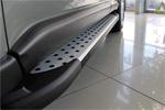 Боковые пороги Saphire V1 для Land Rover Freelander 2008- (Can-Otomotive, LRFL.SAPHV1.47.1521)