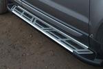 Боковые пороги Saphire V2 для Hyundai IX35 2010- (Can-Otomotive, HYIX.SAPHV2.47.1238)
