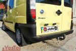 Фаркоп для Fiat Doblo (223 кузов) 2000+ (VASTOL, FI-3)