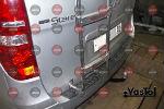 Фаркоп для Hyundai Grand Starex 2008+ (VASTOL, HU-10)