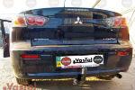Фаркоп для Mitsubishi Lancer X 2012+ (VASTOL, MT-12)