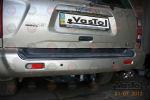 Фаркоп для Nissan Pathfinder (R50) 1998-2005 (VASTOL, NS-12)